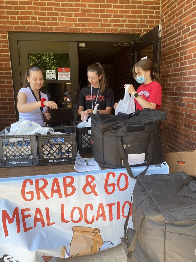 Summer Lunches – A Volunteer Perspective